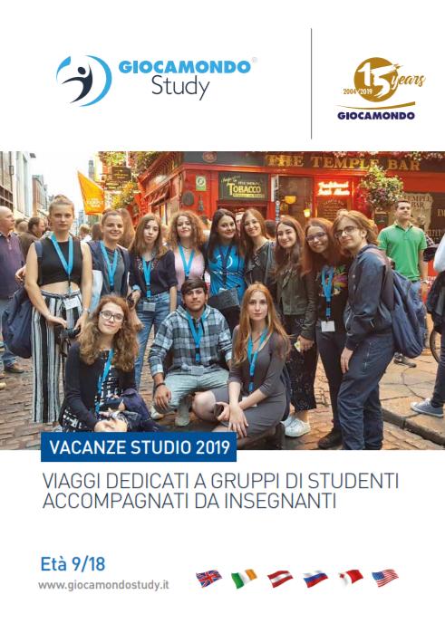 catalogo docenti per gruppi 2019