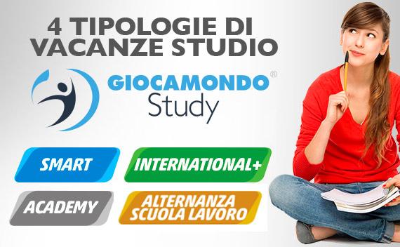 10 MOTIVI PER SCEGLIERE GIOCAMONDO STUDY - Giocamondo Study-estate-inpsieme-giocamondo-study-2018-vacanze-studio-4-programmi