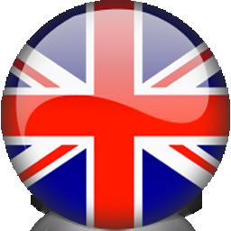 Fogli di convocazione di viaggio Vacanze Studio all'estero | Giocamondo Study-Bandiera-Inglese