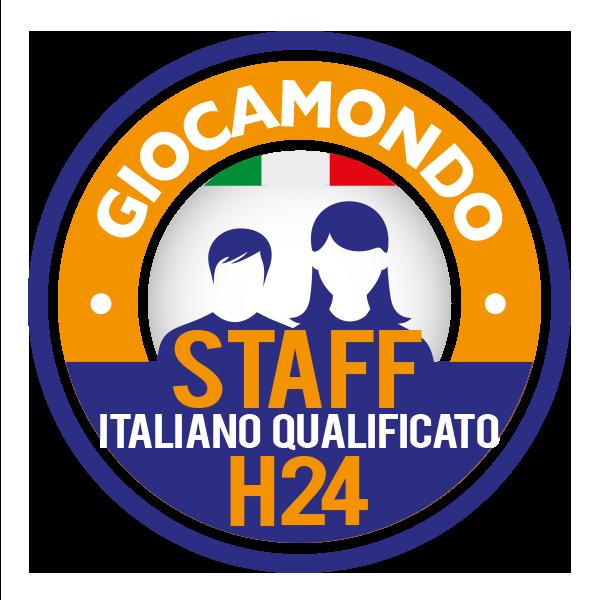 Staff Giocamondo Study sempre presente, a disposizione dei ragazzi H24, per tutta la durata della vacanza studio
