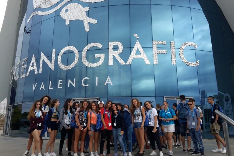 SPAGNA – CLASSI INTERNAZIONALI A VALENCIA + WEEKEND A BARCELLONA & PARCO FERRARI -