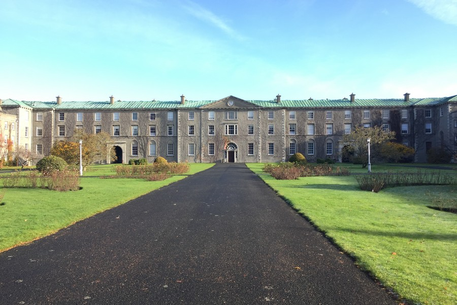 IRLANDA – DUBLINO ST. PATRICK'S COLLEGE -
