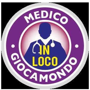 Assistenza medico italiano Giocamondo Study in loco.