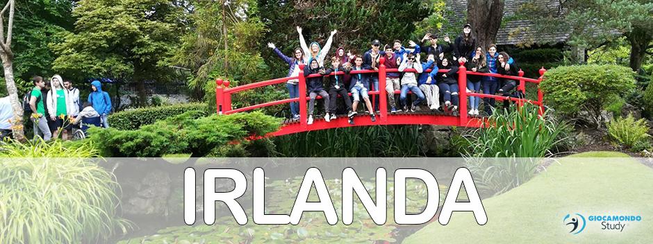 Irlanda - Anno all'estero conforme ITACA INPS - Giocamondo Study-ANNO-SCOLASTICO-ALLESTERO-ITACA-HSP-IRLANDA-1