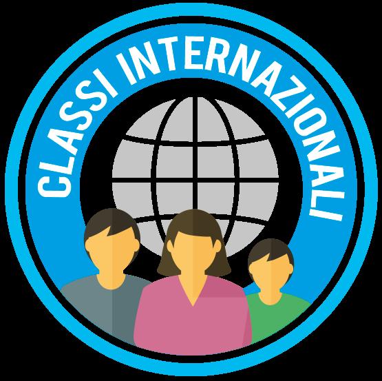 Gli studenti condivideranno l'apprendimento in classe con coetanei provenienti da ogni parte del mondo