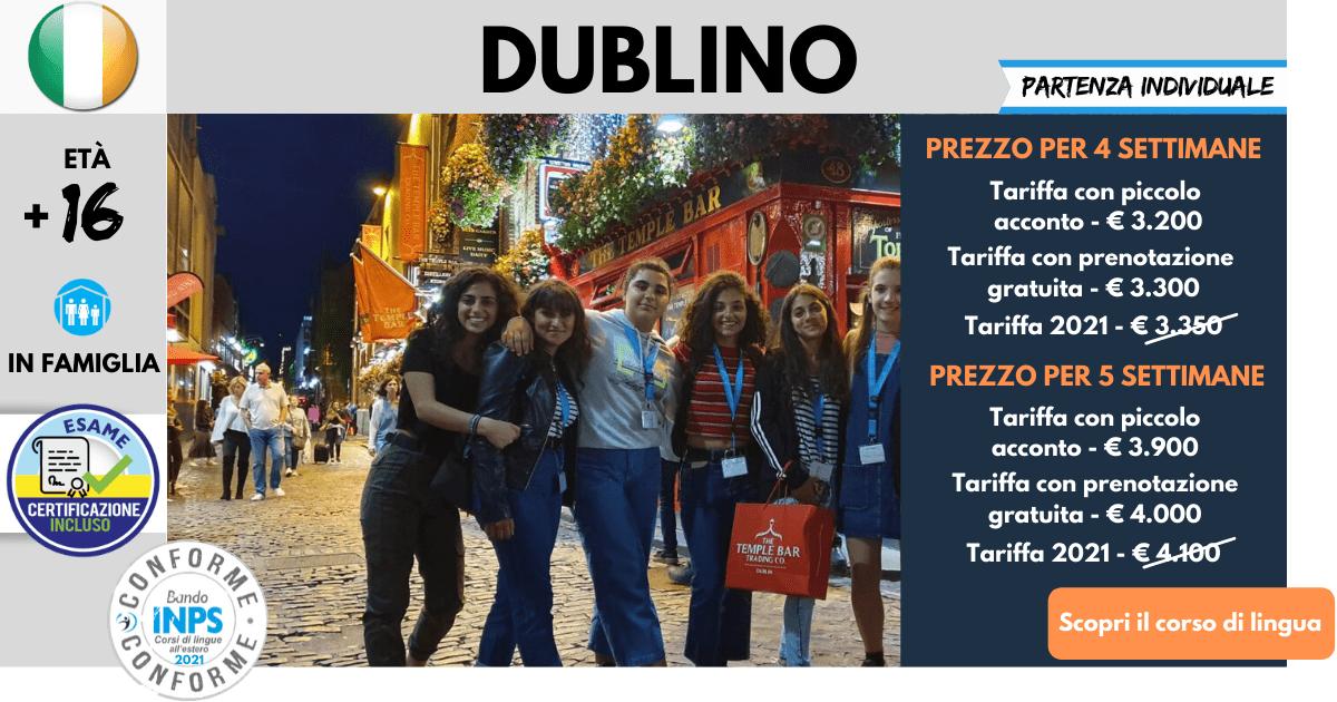 Corsi di lingua all'estero 2021 - Conformi INPS - Giocamondo Study-Corsi-di-lingua-2020-Dublino-1