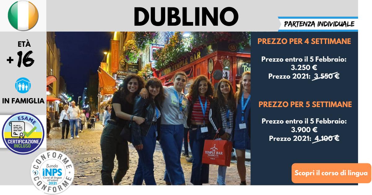 Corsi di lingua all'estero 2021 - Conformi INPS - Giocamondo Study-Corsi-di-lingua-2020-Dublino-3