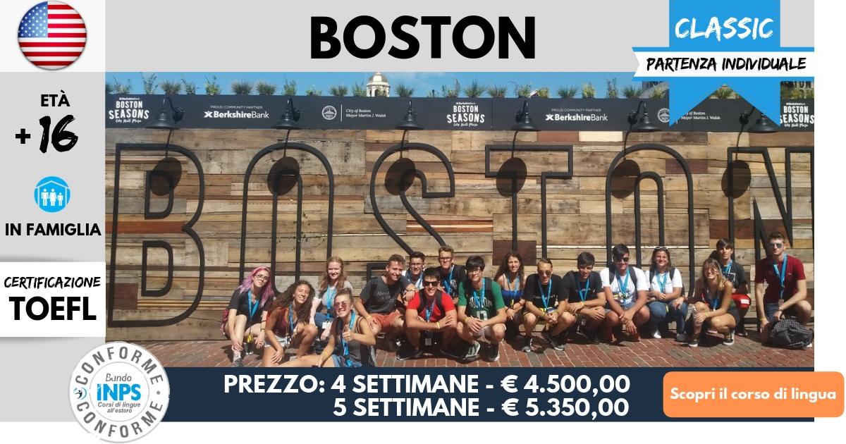 Corsi di lingua all'estero - Conformi INPS - Giocamondo Study-Corsi-di-lingua-Boston