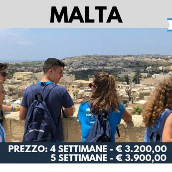 Vacanze Studio Malta | Soggiorni Linguistici Malta