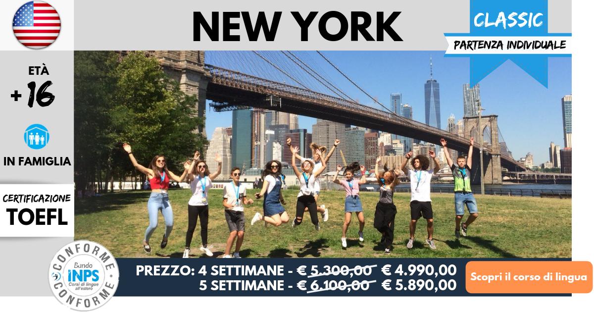 Corsi di lingua all'estero - Conformi INPS - Giocamondo Study-Corsi-di-lingua-New-York