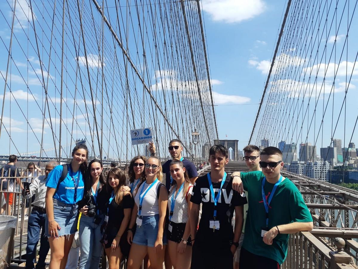 Corso di inglese all'estero | NEW YORK | Giocamondo Study-NewYork_turno5_giorno2_02