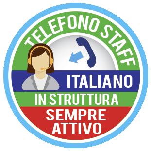 Il telefono del Direttore Giocamondo Study in struttura sarà sempre attivo e a disposizione dei ragazzi e dei genitori