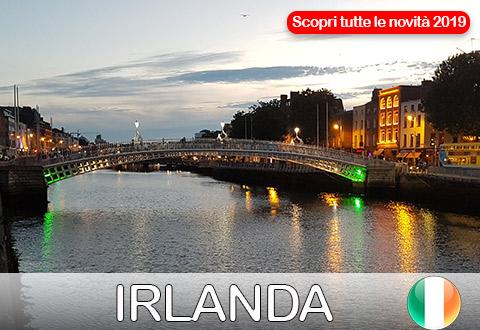 Vacanze Studio all'estero - Giocamondo Study-IRLANDA