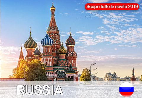 Vacanze Studio all'estero - Giocamondo Study-RUSSIA