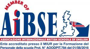 Formazione docenti per la lingua inglese - BONUS DOCENTI - Giocamondo Study-logo-MEMBER-Of-AIBSE-miur-01-300x164