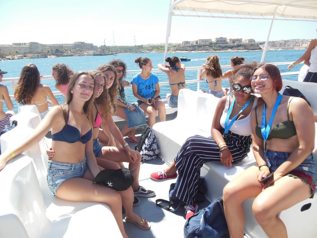 Foto del giorno 26-06 Archivi - Giocamondo Study-Malta-Junior_turno-1_giorno6_foto2