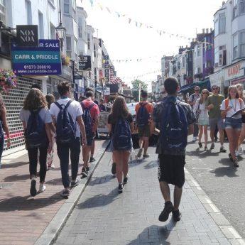 Foto Brighton 2018 // Turno 2 Giorno 9 - Giocamondo Study-Brighton_turno2_giorno-9_foto-03-345x345
