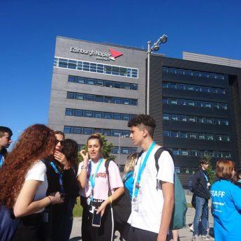 Foto Scozia - Edimburgo - Napier 2018 // Turno 1 Giorno 4 - Giocamondo Study-EDIMBURGO-TURNO-1-GIORNO-4-FOTO2-345x345