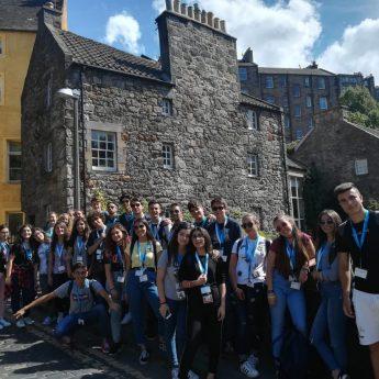 Foto Scozia - Edimburgo - Napier 2018 // Turno 1 Giorno 4 - Giocamondo Study-EDIMBURGO-TURNO-1-GIORNO-5-FOTO6-345x345