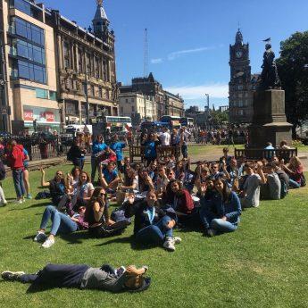 Foto Scozia - Edimburgo - Napier 2018 // Turno 1 Giorno 6 - Giocamondo Study-EDIMBURGO-TURNO-1-GIORNO-6-FOTO2-345x345
