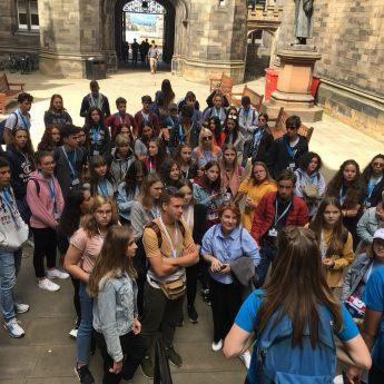 Foto Scozia - Edimburgo - Napier 2018 // Turno 1 Giorno 9 - Giocamondo Study-EDIMBURGO-TURNO-1-GIORNO-9-FOTO4-345x345