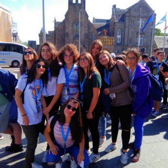 Foto Scozia - Edimburgo - Napier 2018 // Turno 2 Giorno 11 - Giocamondo Study-EDIMBURGO-TURNO-2-GIORNO-11-FOTO4-345x345