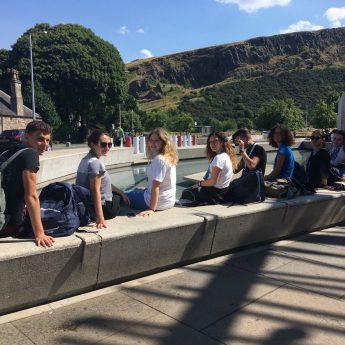 Foto Scozia - Edimburgo - Napier 2018 // Turno 2 Giorno 11 - Giocamondo Study-EDIMBURGO-TURNO-2-GIORNO-11-FOTO8-345x345