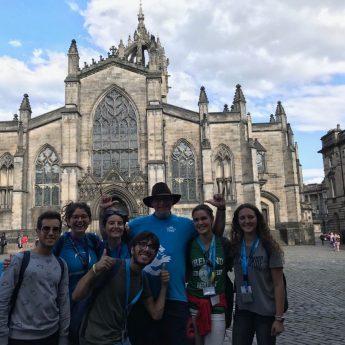 Foto Scozia - Edimburgo - Napier 2018 // Turno 2 Giorno 12 - Giocamondo Study-EDIMBURGO-TURNO-2-GIORNO-12-FOTO12-345x345