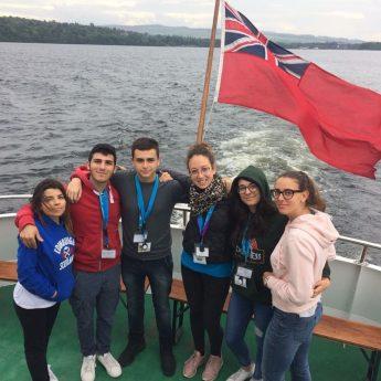 Foto Scozia - Edimburgo - Napier 2018 // Turno 2 Giorno 13 - Giocamondo Study-EDIMBURGO-TURNO-2-GIORNO-13-FOTO1-345x345