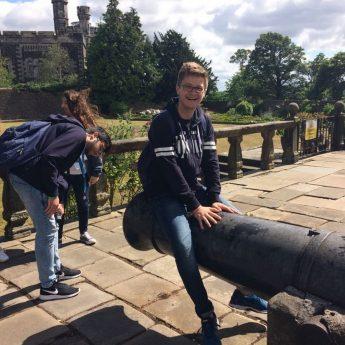Foto Scozia - Edimburgo - Napier 2018 // Turno 2 Giorno 13 - Giocamondo Study-EDIMBURGO-TURNO-2-GIORNO-13-FOTO9-345x345