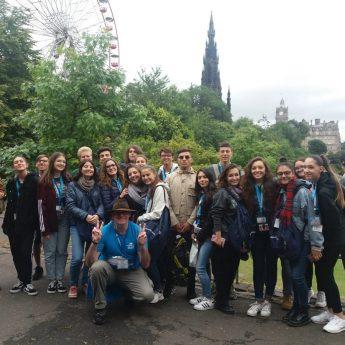 Foto Scozia - Edimburgo - Napier 2018 // Turno 2 Giorno 14 - Giocamondo Study-EDIMBURGO-TURNO-2-GIORNO-14-FOTO1-345x345