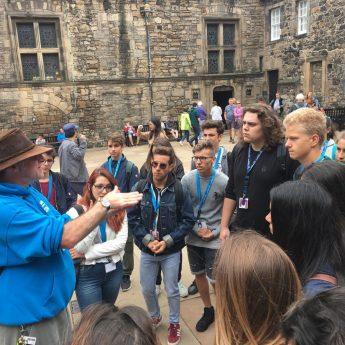 Foto Scozia - Edimburgo - Napier 2018 // Turno 2 Giorno 2 - Giocamondo Study-EDIMBURGO-TURNO-2-GIORNO-2-FOTO1-345x345
