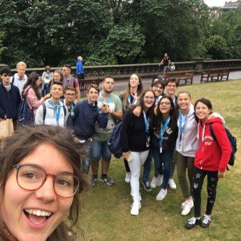 Foto Scozia - Edimburgo - Napier 2018 // Turno 2 Giorno 6 - Giocamondo Study-EDIMBURGO-TURNO-2-GIORNO-6-FOTO1-345x345