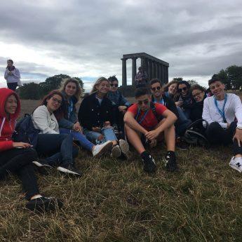 Foto Scozia - Edimburgo - Napier 2018 // Turno 2 Giorno 7 - Giocamondo Study-EDIMBURGO-TURNO-2-GIORNO-7-FOTO1-345x345