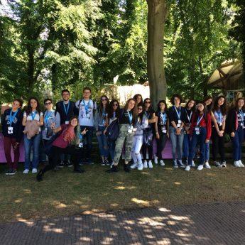 Foto Scozia - Edimburgo - Napier 2018 // Turno 2 Giorno 7 - Giocamondo Study-EDIMBURGO-TURNO-2-GIORNO-7-FOTO3-345x345