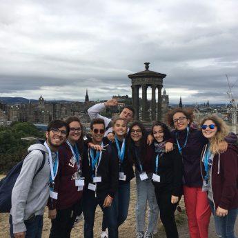 Foto Scozia - Edimburgo - Napier 2018 // Turno 2 Giorno 7 - Giocamondo Study-EDIMBURGO-TURNO-2-GIORNO-7-FOTO8-345x345