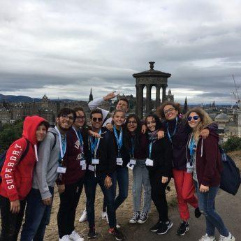 Foto Scozia - Edimburgo - Napier 2018 // Turno 2 Giorno 7 - Giocamondo Study-EDIMBURGO-TURNO-2-GIORNO-7-FOTO9-345x345