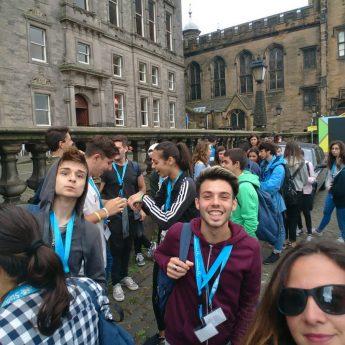 Foto Scozia - Edimburgo - Napier 2018 // Turno 2 Giorno 8 - Giocamondo Study-EDIMBURGO-TURNO-2-GIORNO-8-FOTO3-345x345