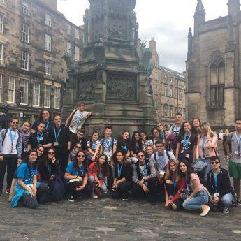 Foto Scozia - Edimburgo - Napier 2018 // Turno 2 Giorno 8 - Giocamondo Study-EDIMBURGO-TURNO-2-GIORNO-8-FOTO7-345x345