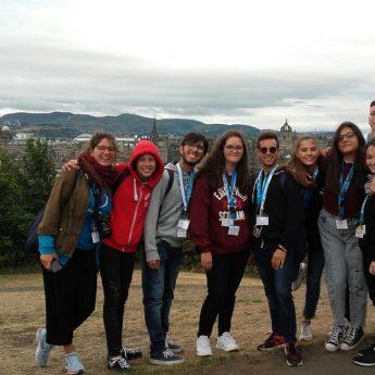 Foto Scozia - Edimburgo - Napier 2018 // Turno 2 Giorno 9 - Giocamondo Study-EDIMBURGO-TURNO-2-GIORNO-9-FOTO12-345x345