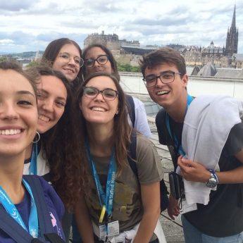 Foto Scozia - Edimburgo - Napier 2018 // Turno 2 Giorno 9 - Giocamondo Study-EDIMBURGO-TURNO-2-GIORNO-9-FOTO9-345x345