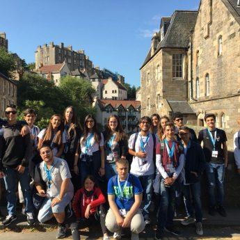 Foto Scozia - Edimburgo - Napier 2018 // Turno 2 Giorno 4 - Giocamondo Study-EDIMBURGO-TURNO-3-GIORNO-3-FOTO2-345x345
