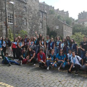 Foto Scozia - Edimburgo - Napier 2018 // Turno 2 Giorno 4 - Giocamondo Study-EDIMBURGO-TURNO-3-GIORNO-3-FOTO8-345x345