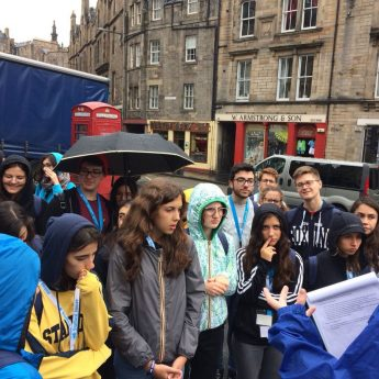 Foto Scozia - Edimburgo - Napier 2018 // Turno 2 Giorno 5 - Giocamondo Study-EDIMBURGO-TURNO-3-GIORNO-4-FOTO2-345x345