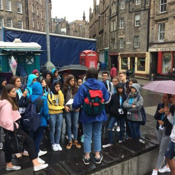 Foto Scozia - Edimburgo - Napier 2018 // Turno 2 Giorno 5 - Giocamondo Study-EDIMBURGO-TURNO-3-GIORNO-4-FOTO3-345x345