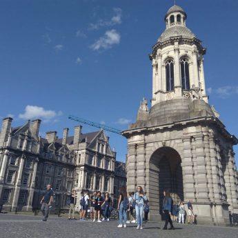 Foto Dublino ST Patrick 2018 // Turno 2 Giorno 12 - Giocamondo Study-FOTO-IRLANDA-ST.PATRICK-TURNO-2-GIORNO-12-12-345x345