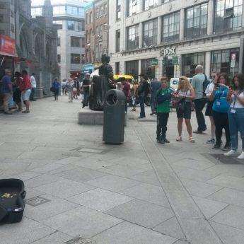 Foto Dublino ST Patrick 2018 // Turno 2 Giorno 13 - Giocamondo Study-FOTO-IRLANDA-ST.PATRICK-TURNO-2-GIORNO-13-1-345x345