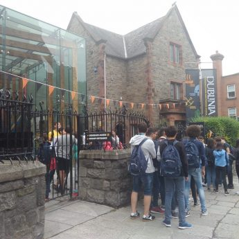 Foto Dublino ST Patrick 2018 // Turno 2 Giorno 7 - Giocamondo Study-FOTO-IRLANDA-ST.PATRICK-TURNO-2-GIORNO-7-1-345x345