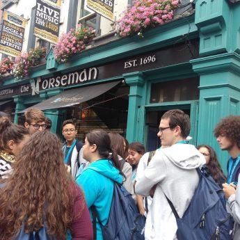 Foto Dublino ST Patrick 2018 // Turno 2 Giorno 7 - Giocamondo Study-FOTO-IRLANDA-ST.PATRICK-TURNO-2-GIORNO-7-6-345x345