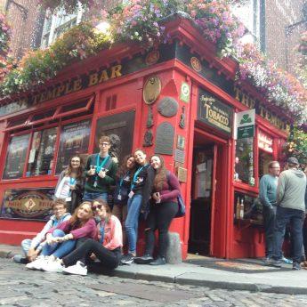 Foto Dublino ST Patrick 2018 // Turno 2 Giorno 7 - Giocamondo Study-FOTO-IRLANDA-ST.PATRICK-TURNO-2-GIORNO-7-8-345x345